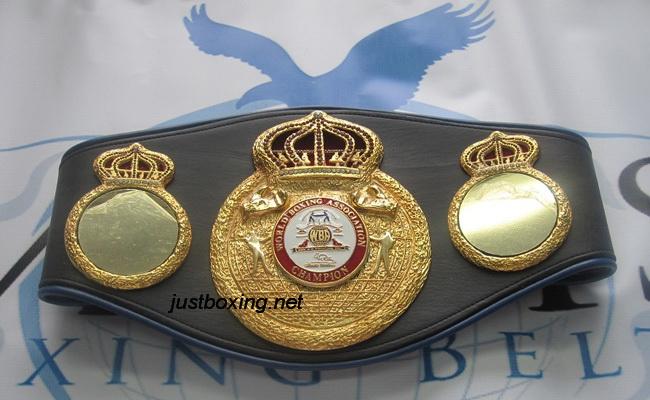 Чемпионский пояс WBA